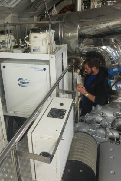 Self Contained Unit Maintenance
