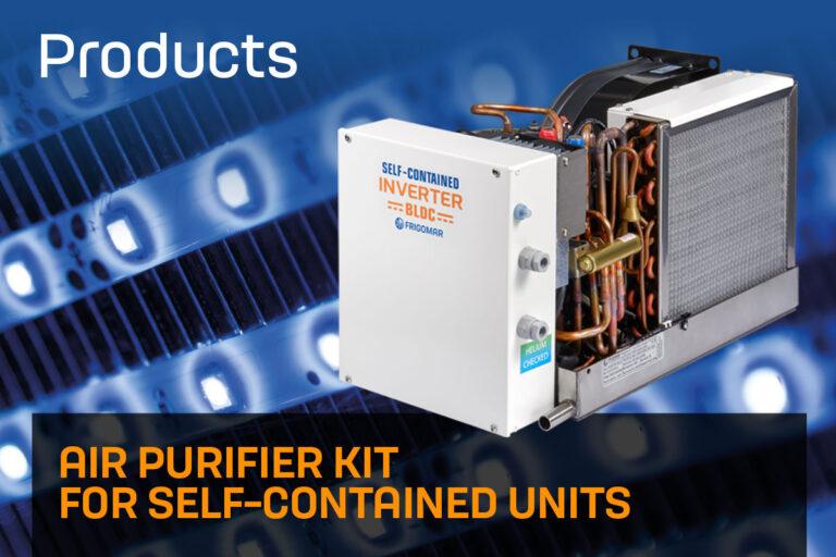 UVA/UVC LED Air Sterilizer